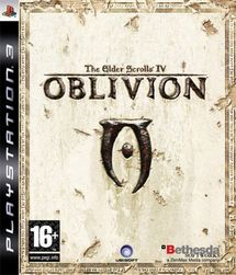 Hra (PS3) The Elder Scrolls IV: Oblivion