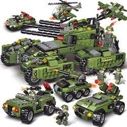 Детский конструктор Army