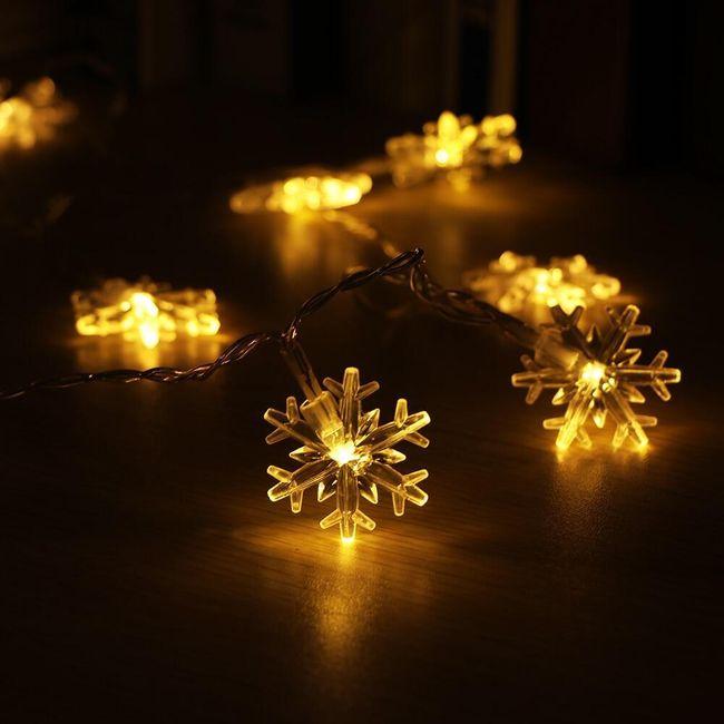 Vánoční LED světýlka Nettie 1