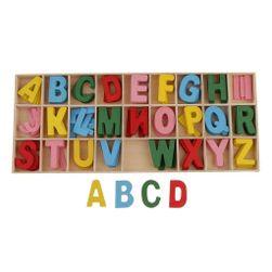 Дървени букви DP156