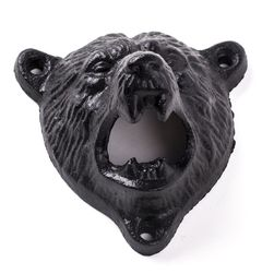 Настенная открывалка- Медведь