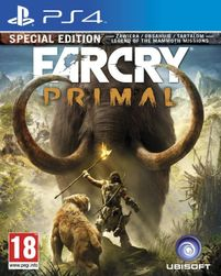Hra (PS4) Far Cry Primal Special Edition