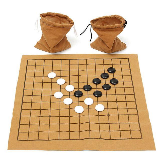 Japon masa oyunu Go 1