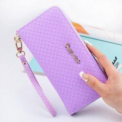 Dámská peněženka Loreen - Fialová