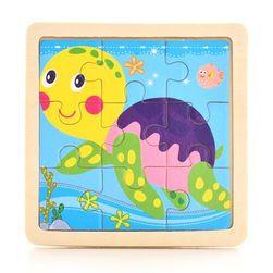 Dětské puzzle M118