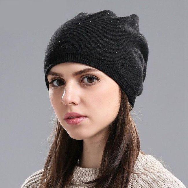 Damska zimowa czapka Nina 1
