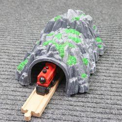 Tunel k vláčkodráze XK5