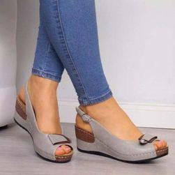 Дамски обувки на клин ток Faye