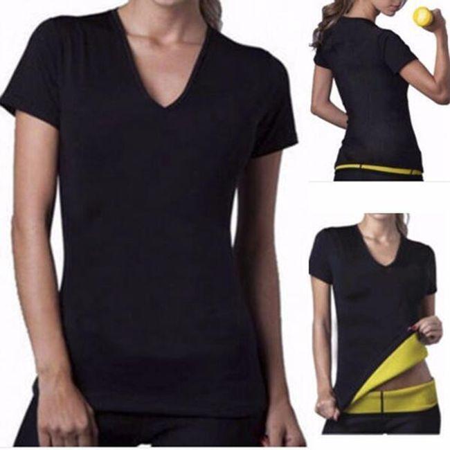 Női póló a fogyásért 1
