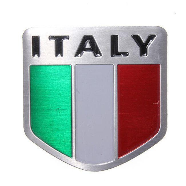 Alumínium matrica autóra -  Italy 1
