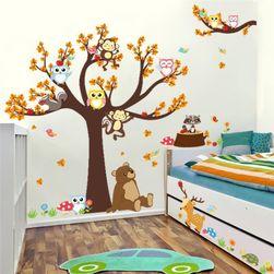 Детски стикер за стена B07274