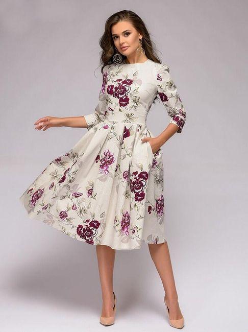 Dámské šaty Vines 1
