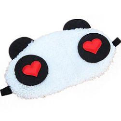 Mască de dormit - panda