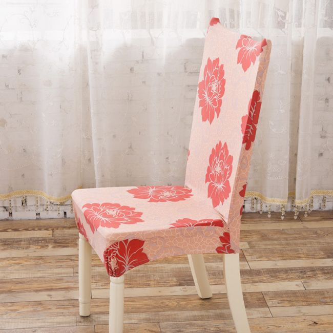 Elastický potah na židli - #01 1