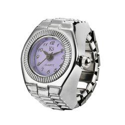 Prstýnkové hodinky CF22