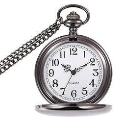 Zegarek kieszonkowy z piękną tarczą
