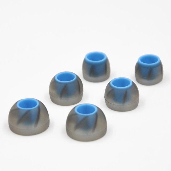 Náhradní špunty na sluchátka 3 páry 1