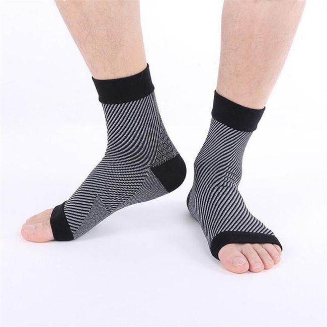 Kompresní ponožky - 3 barvy 1