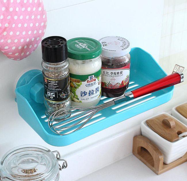 Držák do koupelny či kuchyně - 4 barvy 1