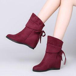 Дамски обувки на клин ток DW85