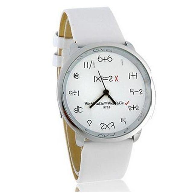 Zegarek na rękę dla matematyków - 4 kolory 1