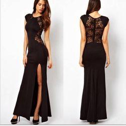 Rochie lungă elegantă - 2 culori