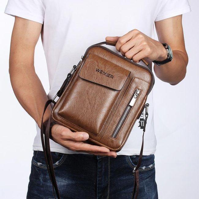 Muška torba preko ramena PB109 1