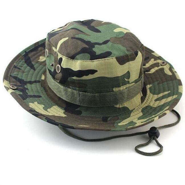 Pánský klobouk Jamison 1