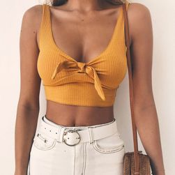 Crop top de damă Rc156