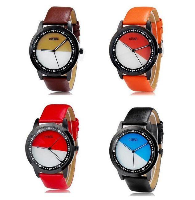 Unisex hodinky CTUSS - na výběr ze 4 barev 1