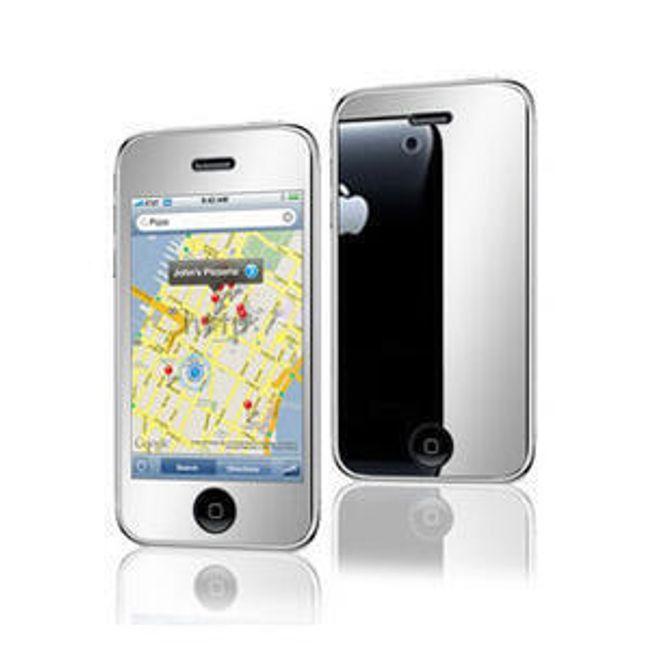 Zrcadlová ochranná folie pro iPhone 3G/3GS 1
