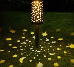 Lampă solară pentru grădină Milie