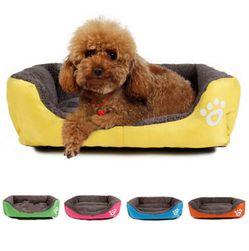 Удобный лежак для небольшой собаки или кошки