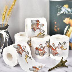 Рождественская туалетная бумага Finley