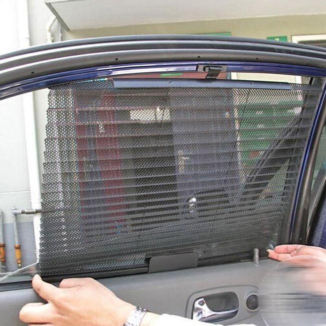 Nacvakávací roleta do auta 1