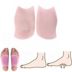 Silikonski ortopedski ulošci za stopala - 2 kom