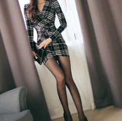 Dámské bussiness šaty Liliane