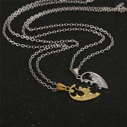 Ожерелье для пары Julia