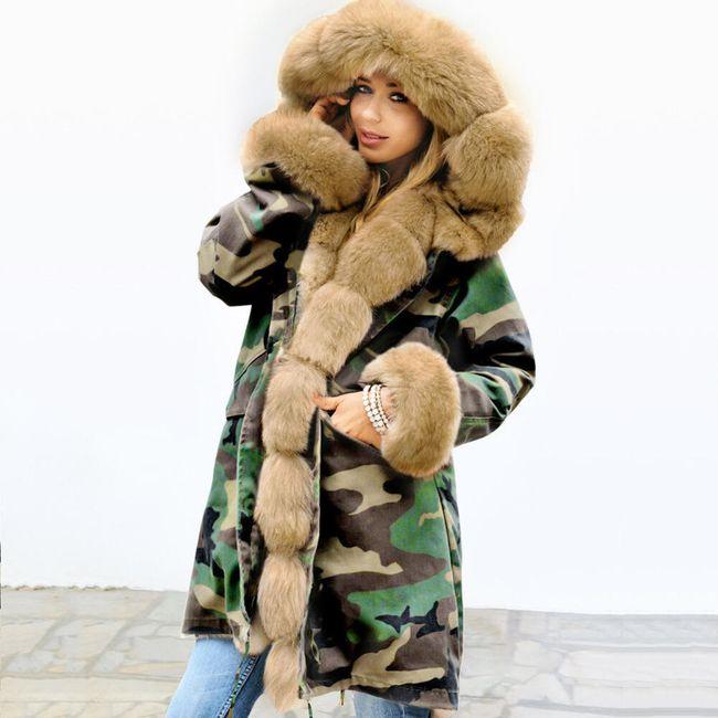Дамско палто Rebecca 1