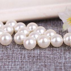 Perły akrylowe do produkcji biżuterii - różne rozmiary