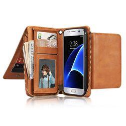 Pénztárca és tok Samsung Galaxy S7 készülékhez