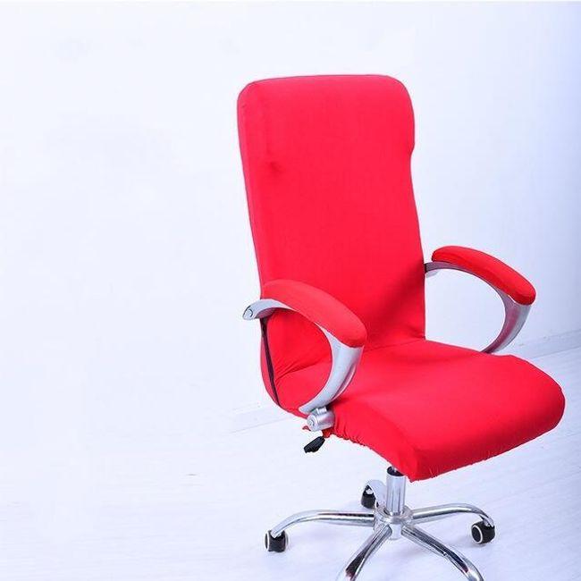 műbőr irodai szék huzat csere