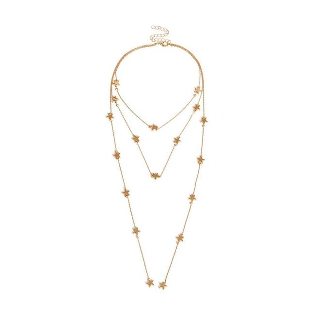 Ženska ogrlica B03835 1