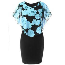 Женское платье Ericka больших размеров - 7 вариантов
