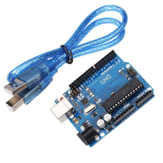 Matična ploča Arduino UNO R3 ATmega16U2 1