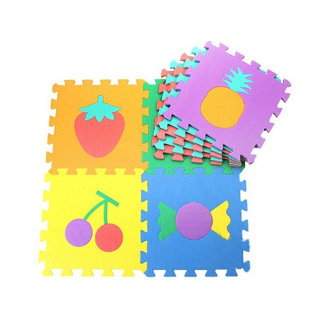 Pěnové puzzle s různými motivy - 4 varianty 1