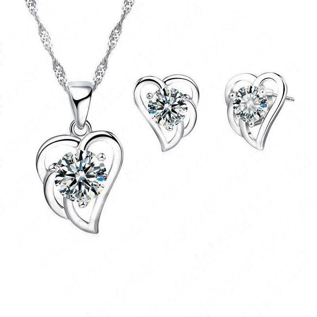 Komplet biżuterii AS190 1
