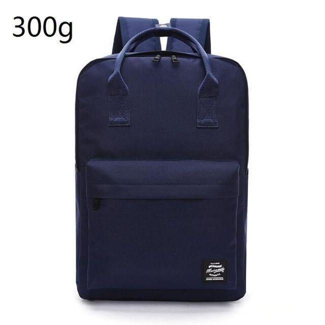 Modern laptop hátizsák - 8 színben