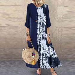 Ženska maxi obleka Leontta