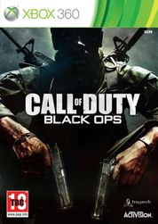 Gra (Xbox 360) Call of Duty Black Ops